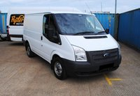 2013 FORD TRANSIT SWB, LOW ROOF £POA