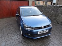 2015 VOLKSWAGEN POLO 1.4 BLUEGT 5d 148 BHP £SOLD