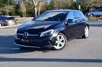 USED 2015 65 MERCEDES-BENZ A CLASS 2.1 A 200 D SPORT PREMIUM 5d AUTO 134 BHP