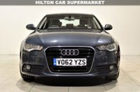 USED 2012 62 AUDI A6 2.0 TDI SE 4d 175 BHP + 1 PREV OWNER  + BLUETOOTH + SERVICE HISTORY