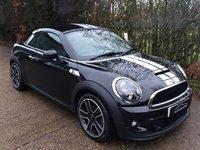 2012 MINI COUPE 2.0 COOPER SD 2d 141 BHP CHILI £7495.00