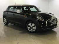 USED 2015 15 MINI HATCH COOPER 1.5 COOPER 5d 134 BHP 1 Owner/Bluetooth/DAB Radio
