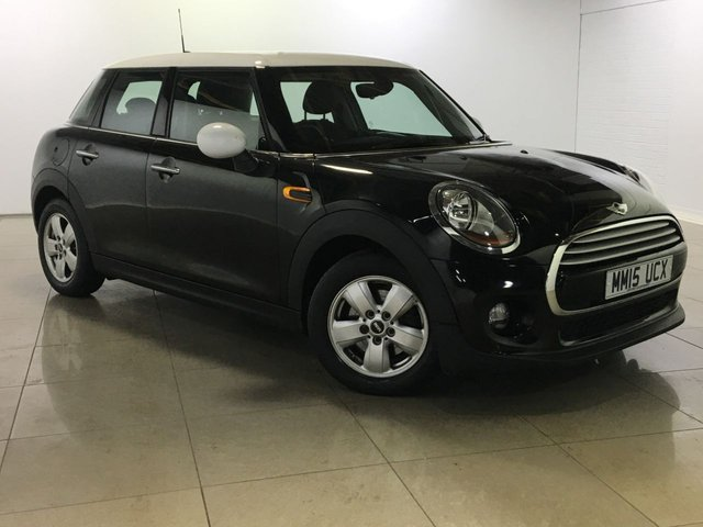 View our 2015 15 MINI HATCH COOPER 1.5 COOPER 5d 134 BHP