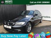 2011 BMW 3 SERIES 2.0 320D SPORT PLUS EDITION 4d 181 BHP £8000.00