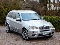2008 BMW X5 3.0 SD M SPORT 5d AUTO 282 BHP £13970.00