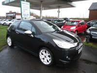 2010 CITROEN DS3 1.6 BLACK AND WHITE 3d 120 BHP £SOLD