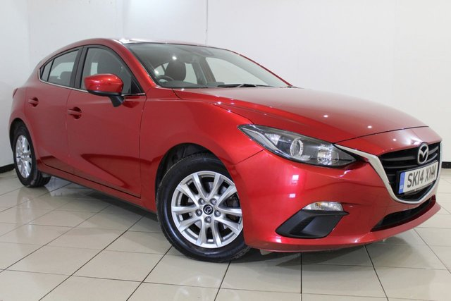 View our 2014 14 MAZDA MAZDA3 2.2 D SE 5DR 148 BHP