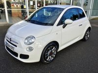 2015 FIAT 500 1.2 S 3DR HATCHBACK 69 BHP £SOLD