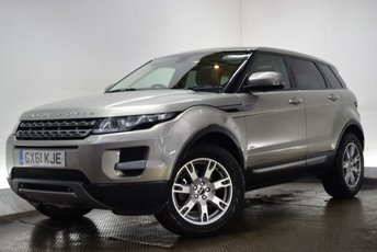 2012 LAND ROVER RANGE ROVER EVOQUE 2.2 TD4 PURE TECH 5d 150 BHP £15990.00
