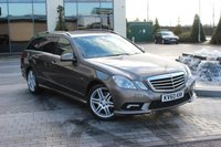 2010 MERCEDES-BENZ E CLASS E250 CGI BLUEEFFICIENCY SPORT 1.8 5d AUTO  £8989.00