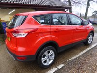 USED 2014 64 FORD KUGA 2.0 ZETEC TDCI 5d 138 BHP # FULL FORD SERVICE HISTORY # 1 OWNER # 2 KEYS #