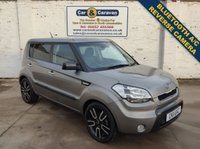 USED 2011 11 KIA SOUL 1.6 TEMPEST CRDI 5d 127 BHP Rear Camera Bluetooth Air Con 0% Deposit Finance Available