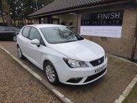 2013 SEAT IBIZA 1.4 SE 5d 85 BHP £5495.00