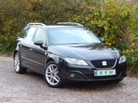 USED 2011 11 SEAT EXEO 2.0 SE TECH CR TDI 5d 141 BHP NEW MOT ON PURCHASE, FINANCE AVAILABLE