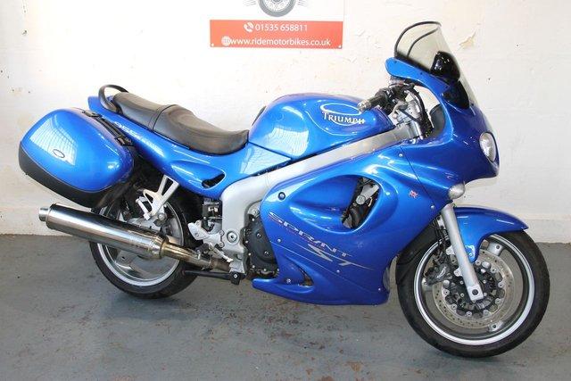 2003 52 TRIUMPH SPRINT ST 955