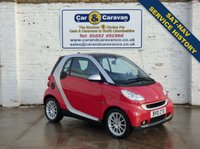 USED 2010 10 SMART FORTWO 0.8 PASSION CDI 2d AUTO 54 BHP Service History SAT-NAV £0 Tax 0% Deposit Finance Available