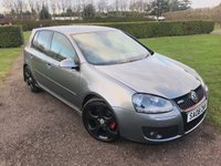 2008 VOLKSWAGEN GOLF 2.0 GTI 5d 197 BHP Full Service History Heated Leather Interior Bluetooth £5649.00
