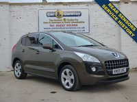 USED 2009 59 PEUGEOT 3008 1.6 SPORT 5d 120 BHP Rear Sensors AC Cruise Control 0% Deposit Finance Available