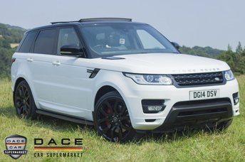 LAND ROVER RANGE ROVER SPORT at Dace Motor Group