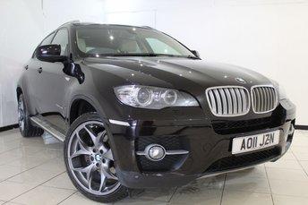2011 BMW X6}