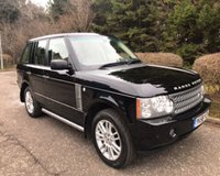 USED 2008 58 LAND ROVER RANGE ROVER 3.6 TDV8 VOGUE 5d AUTO 272 BHP 4x4 6 MONTHS PARTS+ LABOUR WARRANTY+AA COVER