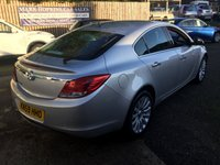 USED 2009 59 VAUXHALL INSIGNIA 1.8 ELITE 5d 140 BHP 38K FSH TWO LOCAL OWNERS  HIGH SPEC MODEL IN EXCELLENT CONDITION