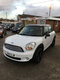 2012 MINI COUNTRYMAN 1.6 COOPER D 5d 112 BHP £8495.00
