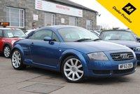 2003 AUDI TT 1.8 QUATTRO 3d 225 BHP £3275.00