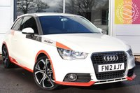 USED 2012 12 AUDI A1 1.4 TFSI COMPETITION LINE 3d 122 BHP