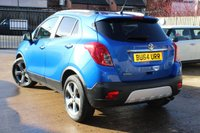 USED 2014 64 VAUXHALL MOKKA 1.6 SE S/S 5d 113 BHP **** LEATHER UPHOLSTERY * HEATED SEATS * BLUETOOTH * CLIMATE ****