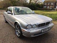 2004 JAGUAR XJ 3.0 V6 SE 4d AUTO 240 BHP £4490.00