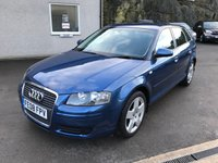 USED 2008 08 AUDI A3 2.0 TDI SE 5d 168 BHP ** SERVICE HISTORY ** ONLY 2 FORMER KEEPERS **