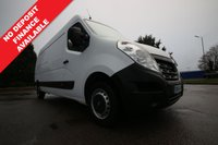 2015 RENAULT MASTER 2.3 LM35 BUSINESS DCI L3 H2 LWB HIGH ROOF 125 BHP £SOLD
