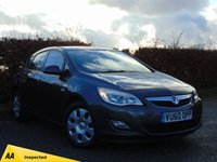 USED 2010 60 VAUXHALL ASTRA 1.6 EXCLUSIV 5d * LOW MILEAGE AUTOMAIC * ONLY 33483 MILES *