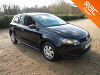 USED 2011 11 VOLKSWAGEN POLO 1.2 S A/C 5d 60 BHP Full Volkswagen History!