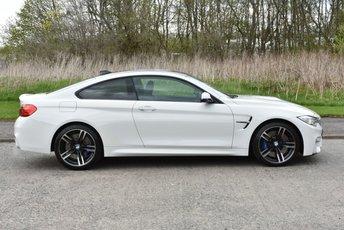 2014 BMW M4 3.0 M4 2d AUTO 426 BHP £33990.00
