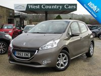 USED 2013 63 PEUGEOT 208 1.4 HDI ACTIVE 5d 68 BHP Only 2 Owners From New