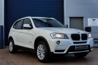USED 2013 63 BMW X3 2.0 XDRIVE20D SE 5d 181 BHP