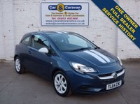 USED 2015 64 VAUXHALL CORSA 1.2 STING 3d 69 BHP Full Dealer History One Owner 0% Deposit Finance Available