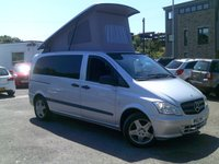 2012 MERCEDES-BENZ VITO 2.1 113 CDI 1d 136 BHP FULL 4 BERTH CAMPER CONVERSION £22995.00