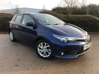 2016 TOYOTA AURIS 1.6 D-4D BUSINESS EDITION 5d 110 BHP £9290.00