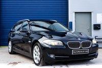 USED 2010 60 BMW 5 SERIES 530D SE TOURING AUTO (SAT NAV)