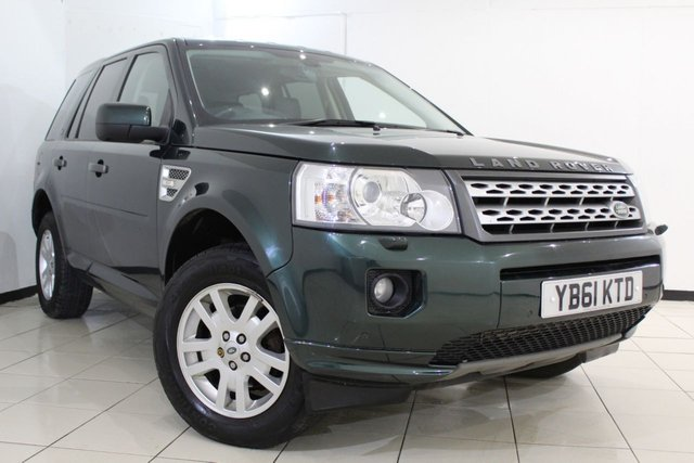 View our 2012 61 LAND ROVER FREELANDER 2.2 SD4 XS 5DR AUTOMATIC 190 BHP
