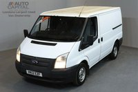 USED 2012 12 FORD TRANSIT 2.2 260 LR 5d 99 BHP SWB ELECTRIC WINDOWS   2 OWNER FROM NEW