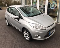 USED 2009 59 FORD FIESTA 1.25 ZETEC 3d THIS VEHICLE IS AT SHOWROOM 1 - TO VIEW CALL US ON 01903 892224