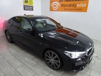 USED 2017 17 BMW 5 SERIES 3.0 530D XDRIVE M SPORT 4d AUTO 261 BHP