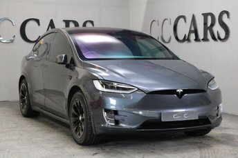2017 TESLA MODEL X 75D 5d AUTO £74995.00