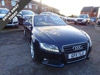 2011 AUDI A5 2.0 TDI S LINE 2d 168 BHP £9940.00