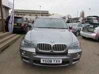 USED 2008 08 BMW X5 3.0 SD M SPORT 5DR HATCHBACK AUTOMATIC DIESEL 282 BHP +++MARCH SALE NOW ON+++