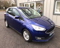 USED 2016 66 FORD C-MAX 1.0 ZETEC ECOBOOST 125 BHP THIS VEHICLE IS AT SITE 1 - TO VIEW CALL US ON 01903 892224